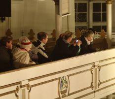 Vánoční koncert Mládež v akci