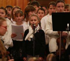 Vánoční koncert v Českém Těšíně 2012