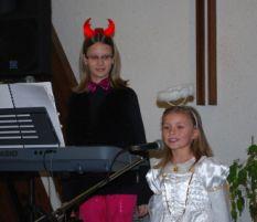 Mikulášský koncert, Fara Evangelického kostela, Havířov – Bludovice, 5. 12. 2010