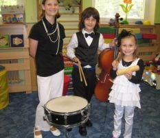 Koncert pro děti v mateřské školce v Havířově